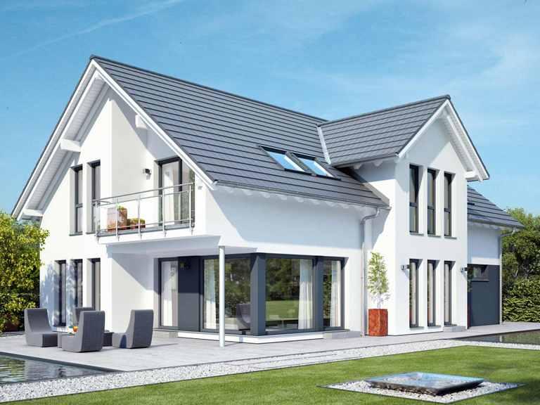 Zweifamilienhaus CELEBRATION 211 V2 - Bien Zenker