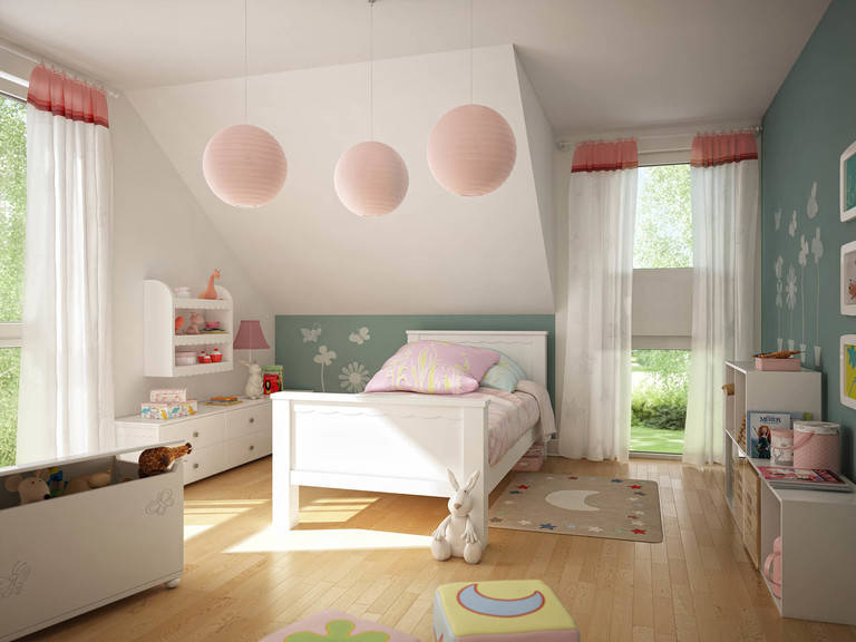 Bien-Zenker Einfamilienhaus Celebration 137 V11 Kinderzimmer