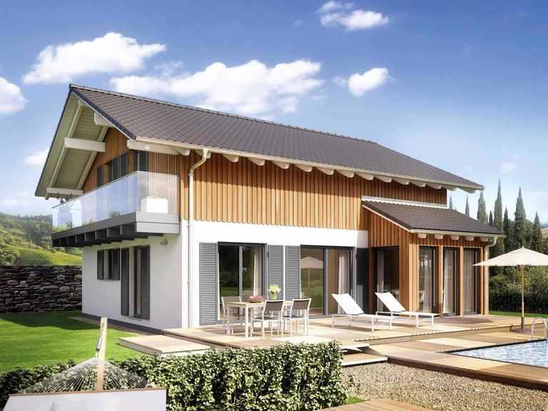 Einfamilienhaus EVOLUTION 152 V8 - Bien-Zenker