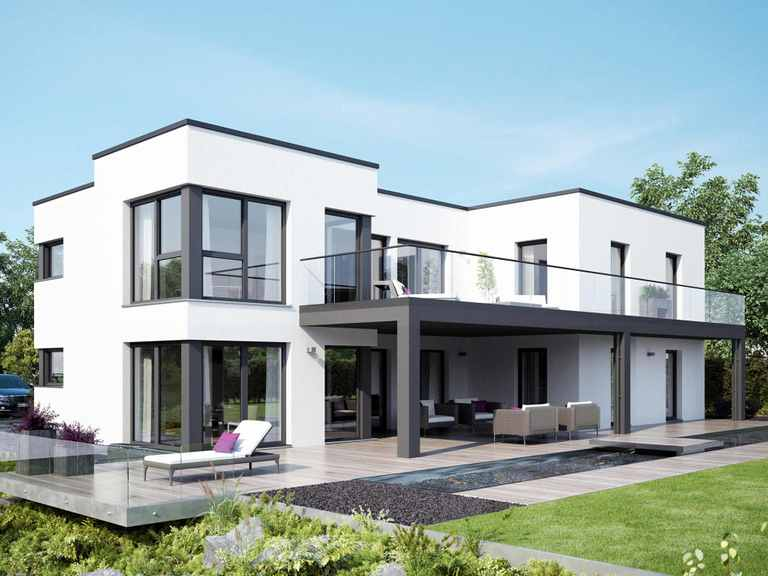 Zweifamilienhaus CELEBRATION 282 V4 - Bien Zenker
