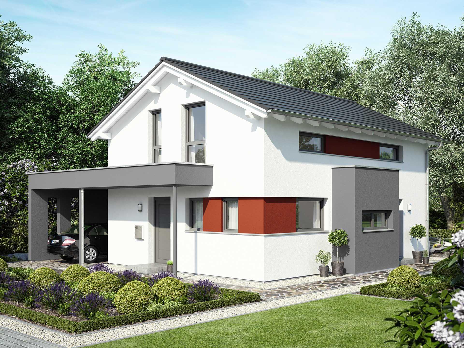 einfamilienhaus edition 2 v2 bien zenker. Black Bedroom Furniture Sets. Home Design Ideas