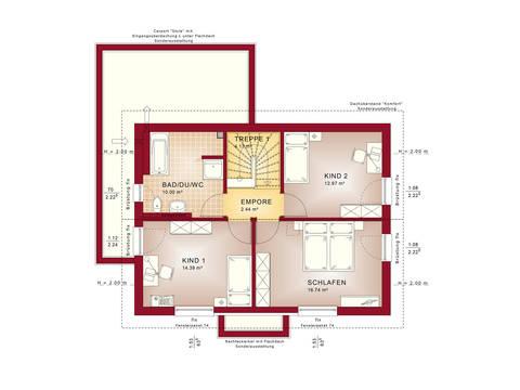 Grundriss DG Edition 2 V2 - Einfamilienhaus