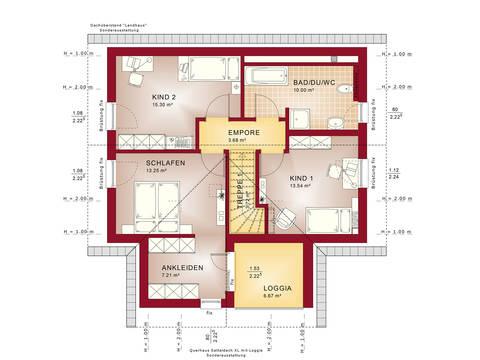 Grundriss DG Edition 3 V6 - Einfamilienhaus
