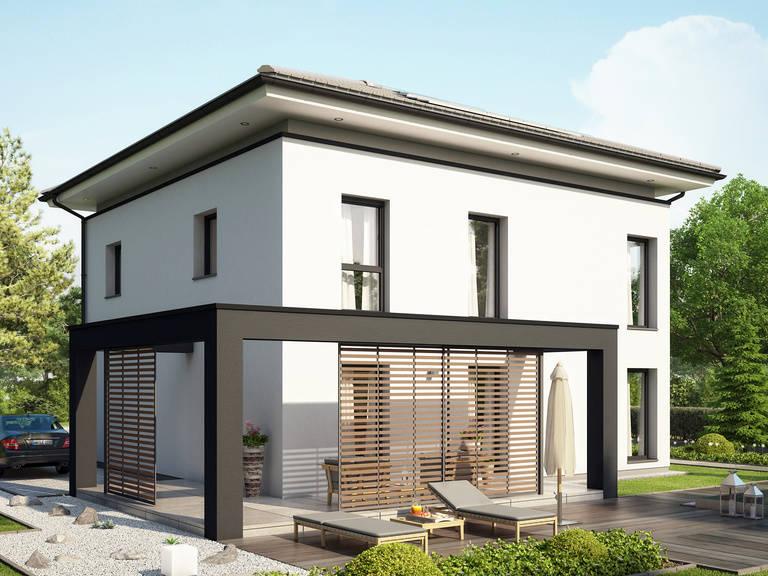 Evolution Potsdam Außenansicht 1 - Einfamilienhaus