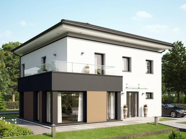 Evolution Potsdam Außenansicht 2 - Einfamilienhaus