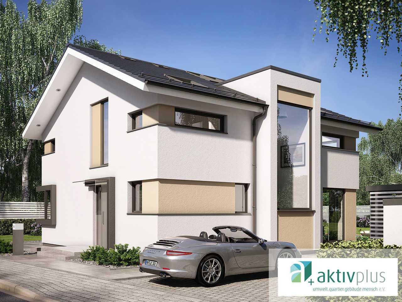 Evolution Stuttgart Außenansicht 2 - Einfamilienhaus