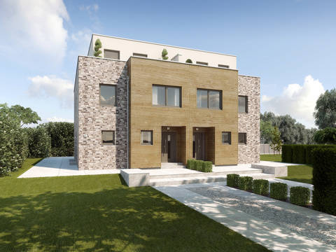 GUSSEK-HAUS - Doppelhaus Malaga
