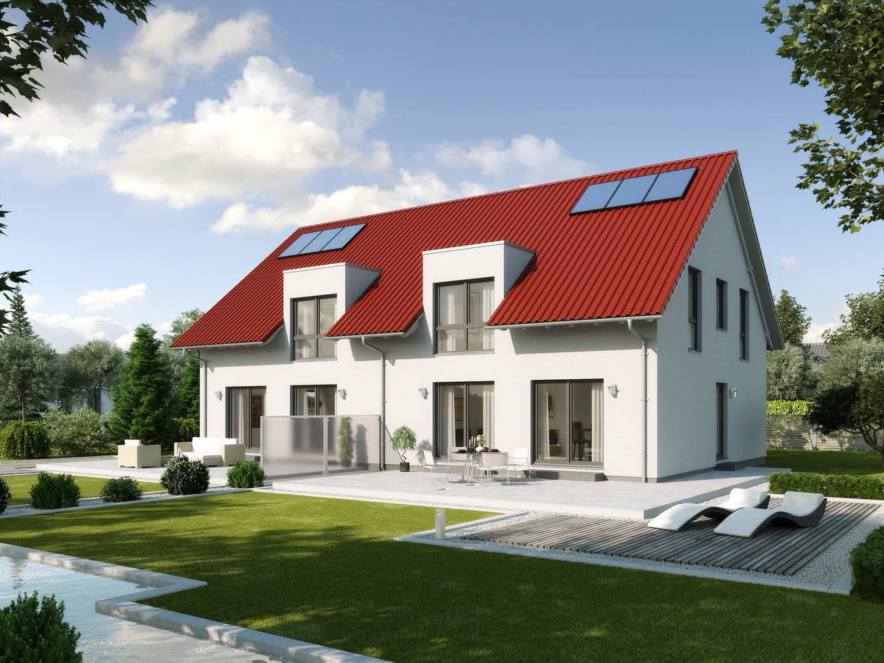 GUSSEK-HAUS - Doppelhaus Malmö