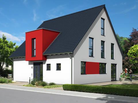 Dörr Haus - Einfamilienhaus Ambiente 186 Hauptansicht