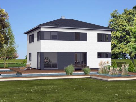Dörr Haus - Stadthaus 157 M Hauptansicht
