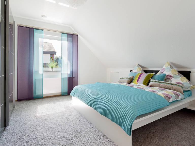 Innenansicht Schlafzimmer - Einfamilienhaus R99.20 - Fingerhut Haus