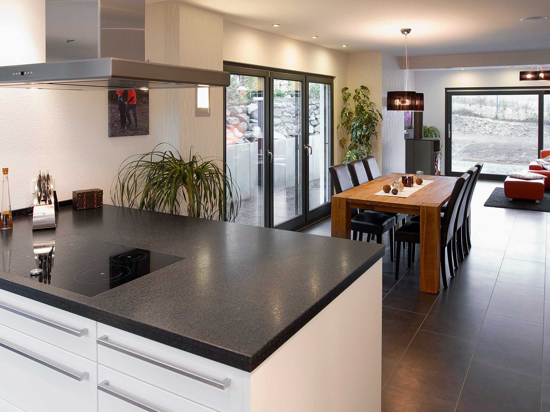 Einfamilienhaus r fingerhut haus for Einfamilienhaus innenansicht