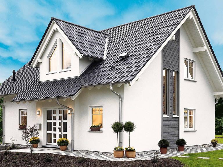Fingerhut Haus Einfamilienhaus R110.20 Hauptansicht
