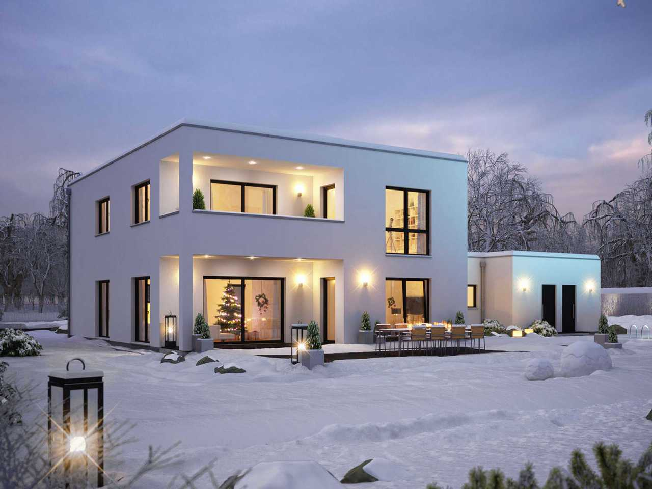 Bauhaus Ixeo Winter