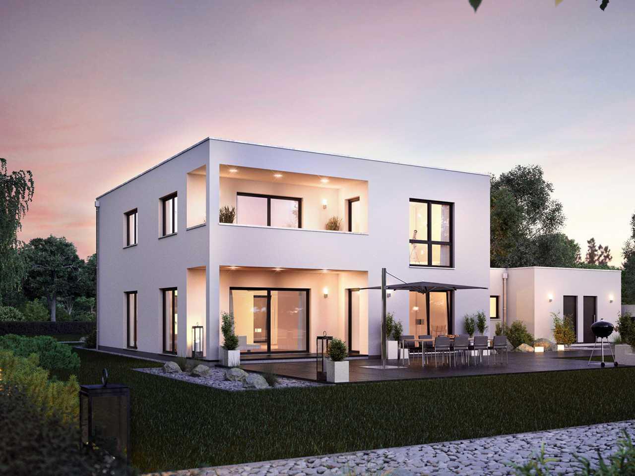 Bauhaus Ixeo von Kern-Haus