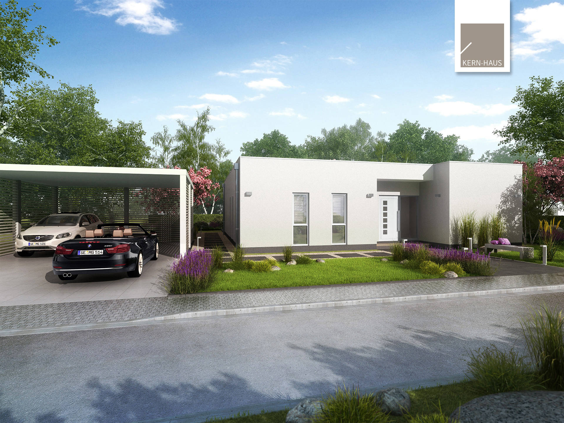 bungalow select kern haus. Black Bedroom Furniture Sets. Home Design Ideas