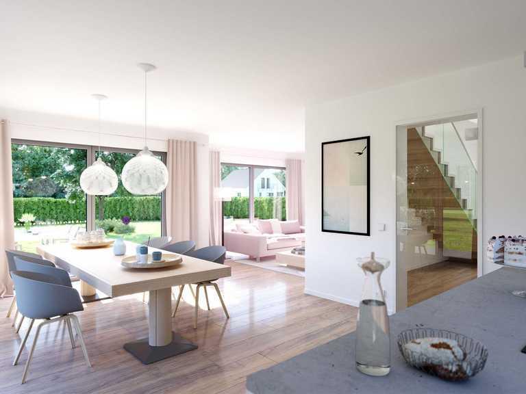 Familienhaus Vero - Wohnbereich 1