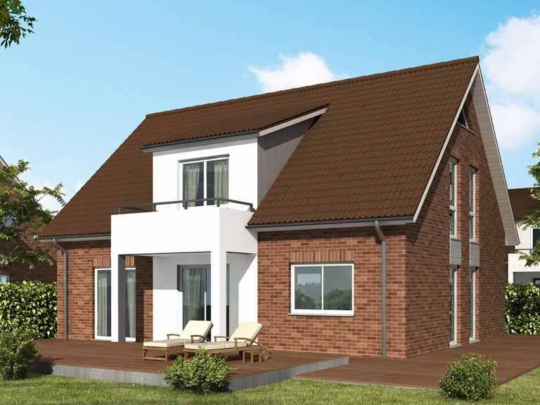 Einfamilienhaus 155 K klassisch - Baudirekt