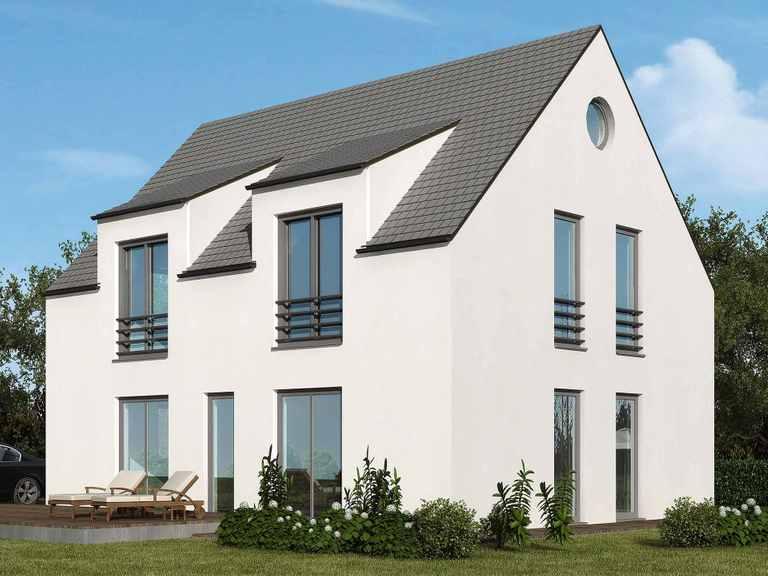 Einfamilienhaus 125 T klassisch - Baudirekt