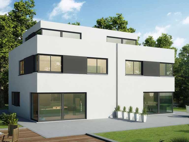 Doppelhaus 110 T - Baudirekt