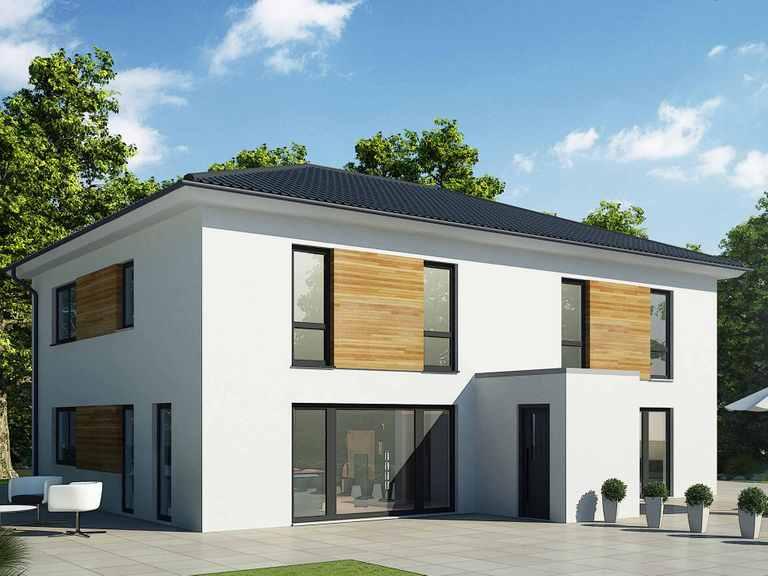 Doppelhaus 110 M - Baudirekt
