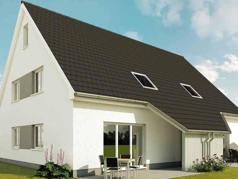 Doppelhaus 120 K - Baudirekt