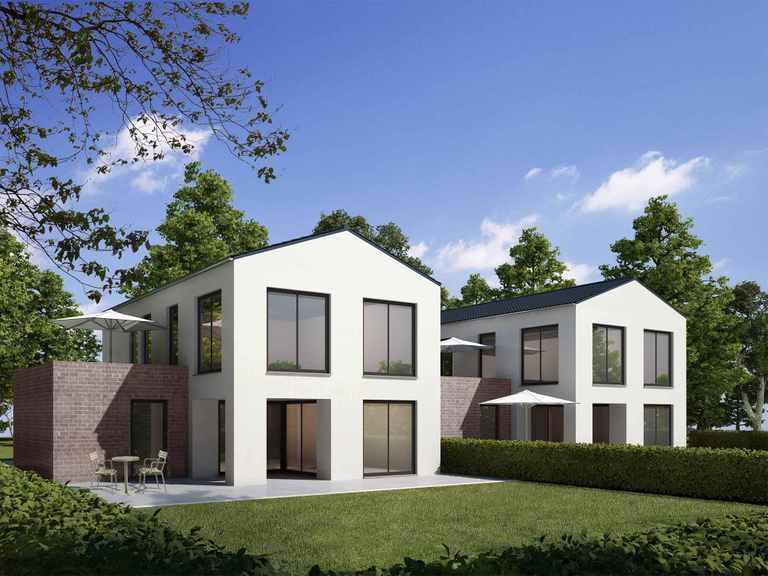 Doppelhaus 130 T - Baudirekt