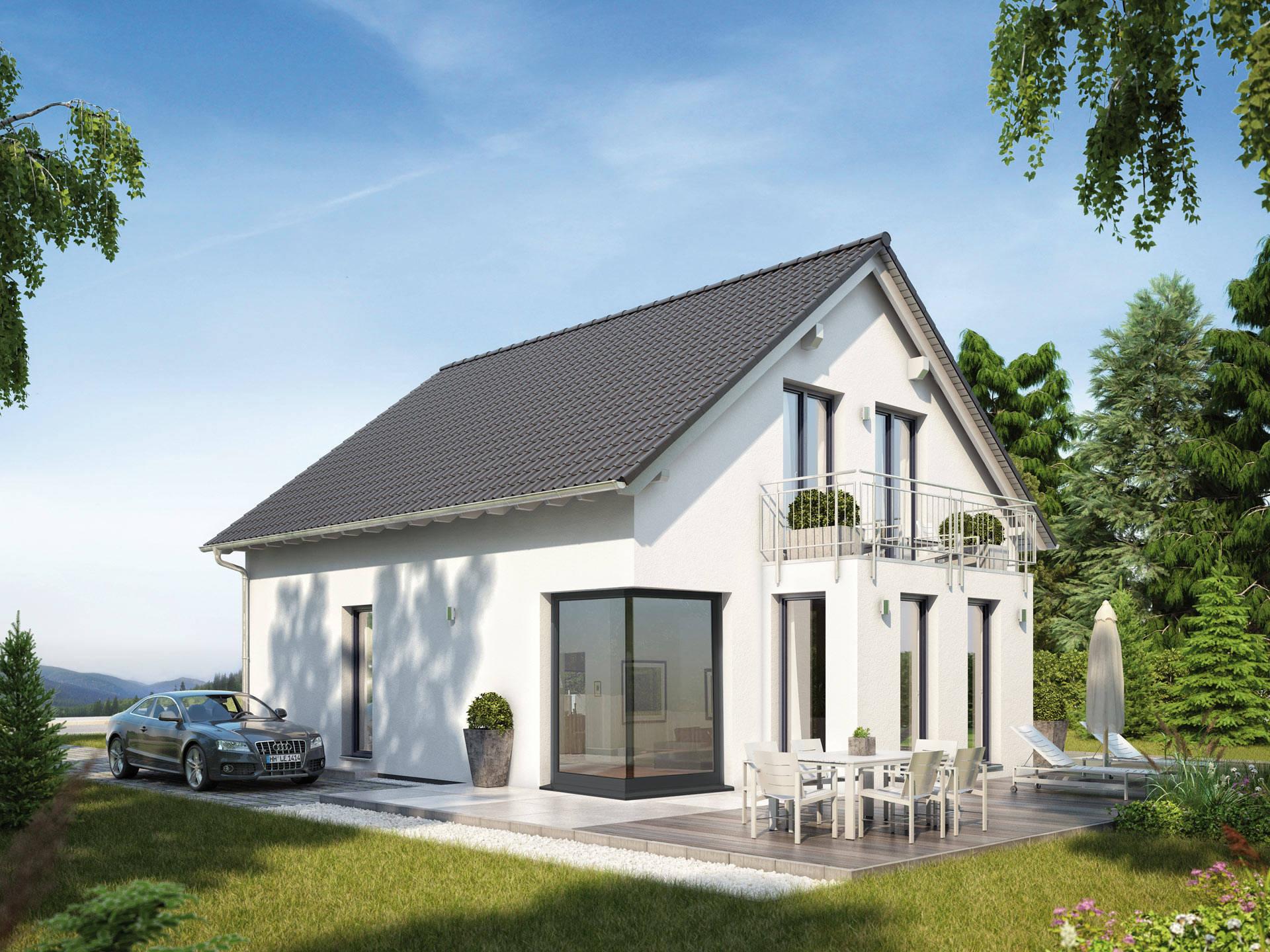 Einfamilienhaus Concept 4.5 von Ein SteinHaus