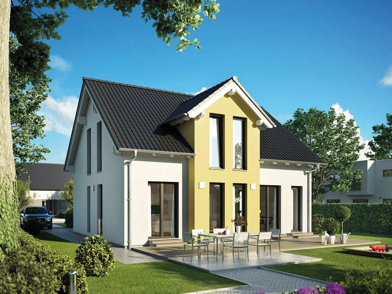 Einfamilienhaus Concept 11 von Ein SteinHaus