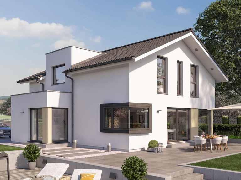 Einfamilienhaus Evolution 163 V4 - Bien Zenker