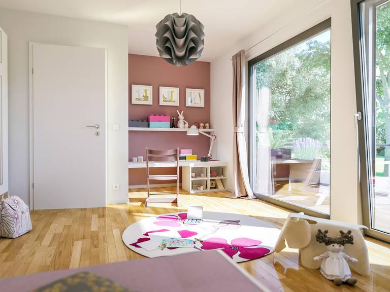 Innenansicht Kinderzimmer - Fantastic 163 V4 von Bien-Zenker