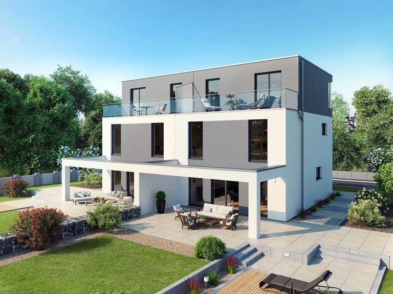 Beispielhaus 11.0 von Ytong Bausatzhaus