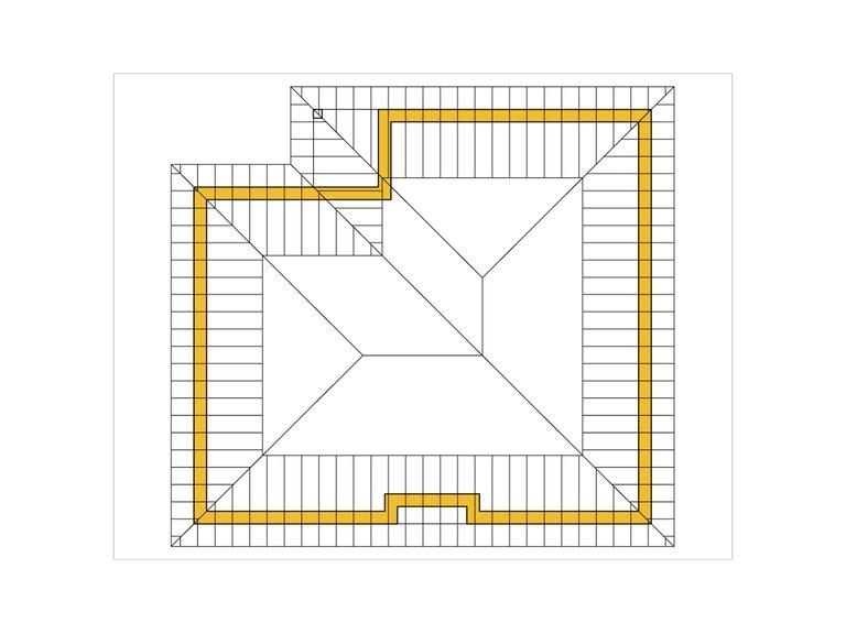 Beispielhaus 22.0 Grundriss DG von Ytong Bausatzhaus