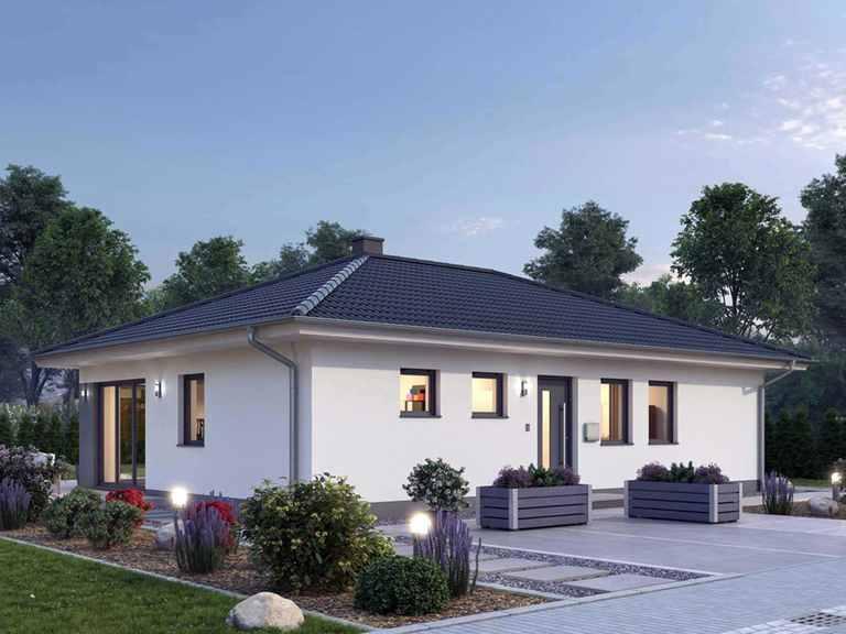 Bungalow BGL 87 - Ytong Bausatzhaus