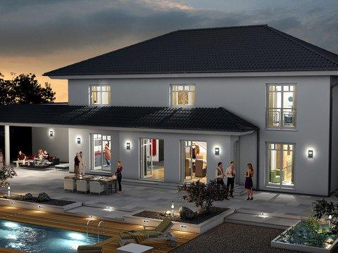 Genießerhaus von Ytong Bausatzhaus