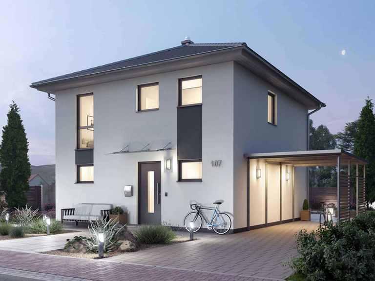 Stadtvilla 107 - Ytong Bausatzhaus
