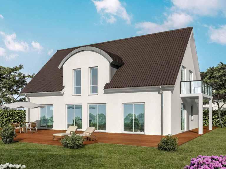 Zweifamilienhaus 210 K - Baudirekt