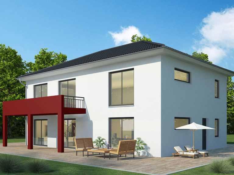 Zweifamilienhaus 200 K - Baudirekt