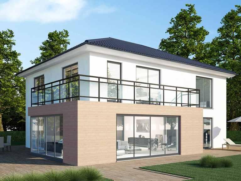 Zweifamilienhaus 185 K - Baudirekt