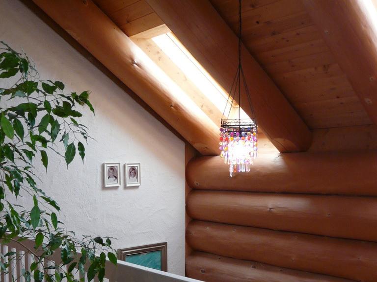 Naturstammhaus - Galerie