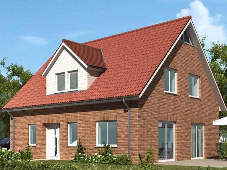 Einfamilienhaus 140 K - Baudirekt