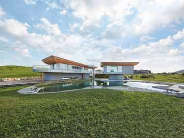 Konzepthaus Haussicht - Baufritz - Foto: Jonas Kuhn