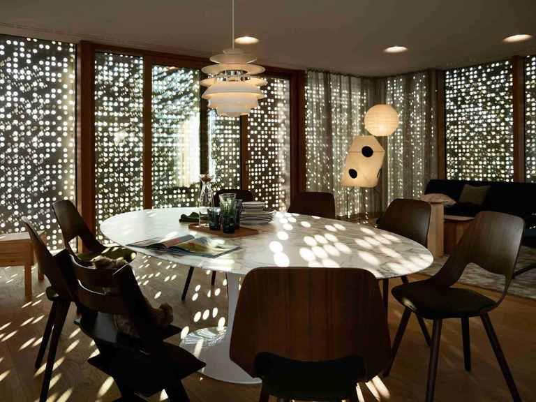 Konzepthaus Haussicht - Baufritz Wohnbereich