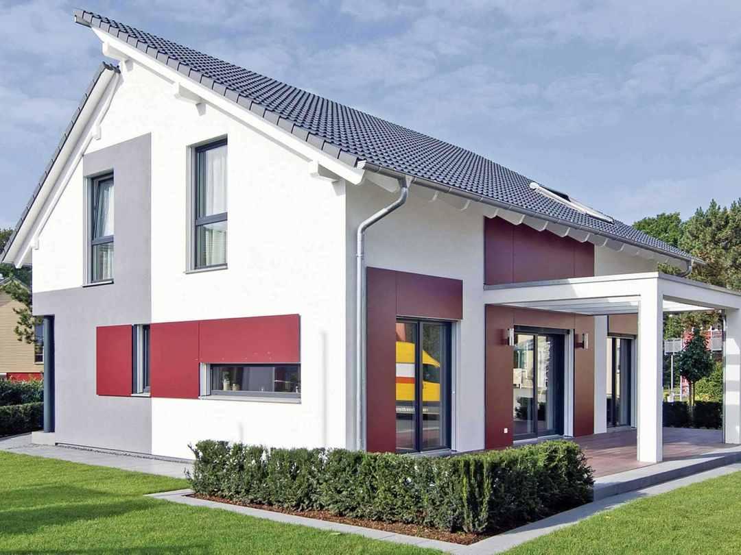 ▷ Musterhaus generation5.5 - Haus 200 in Bad Vilbel – WeberHaus