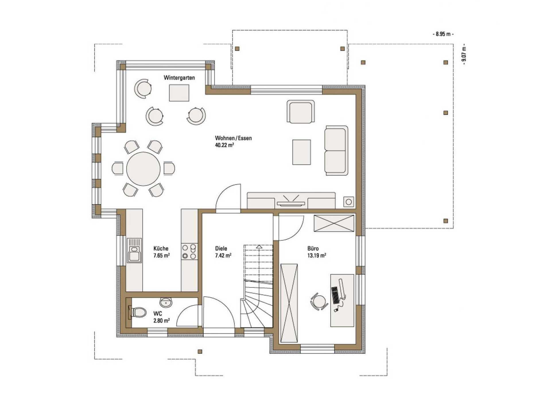 Baufirmen Mannheim musterhaus mannheim fertighaus weiss