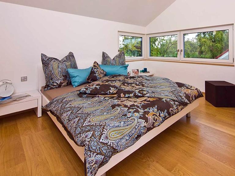 musterhaus future mannheim fertighaus weiss. Black Bedroom Furniture Sets. Home Design Ideas