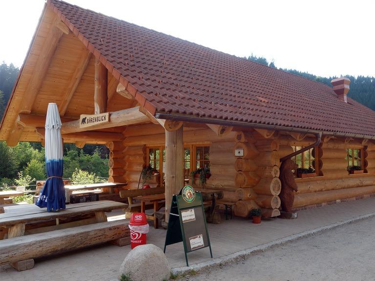 BHB Martin Schwarz Gasthaus im Bärenpark Hauptansicht
