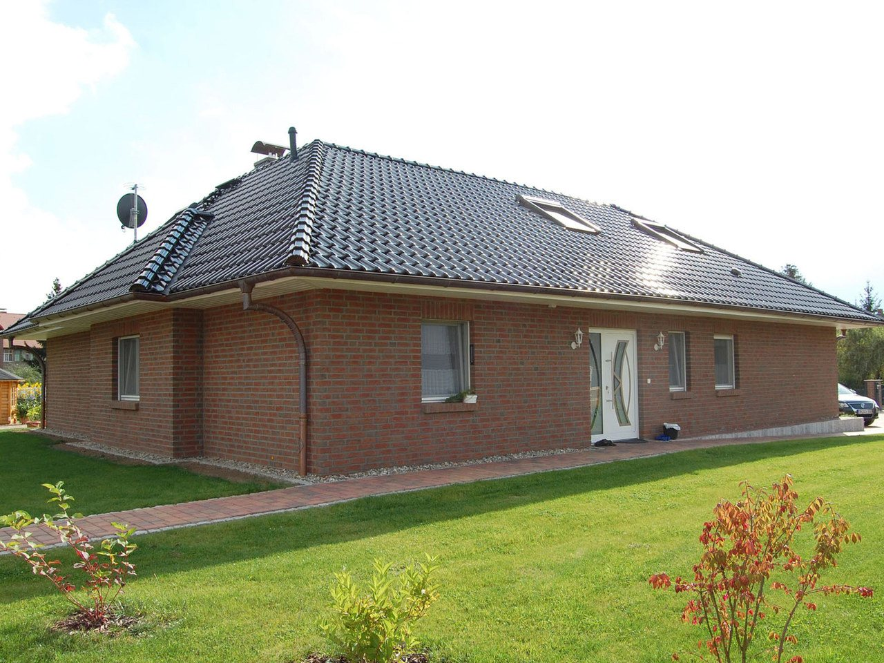 Rothenseer Baugesellschaft - Haus Am Deich Ansicht 2