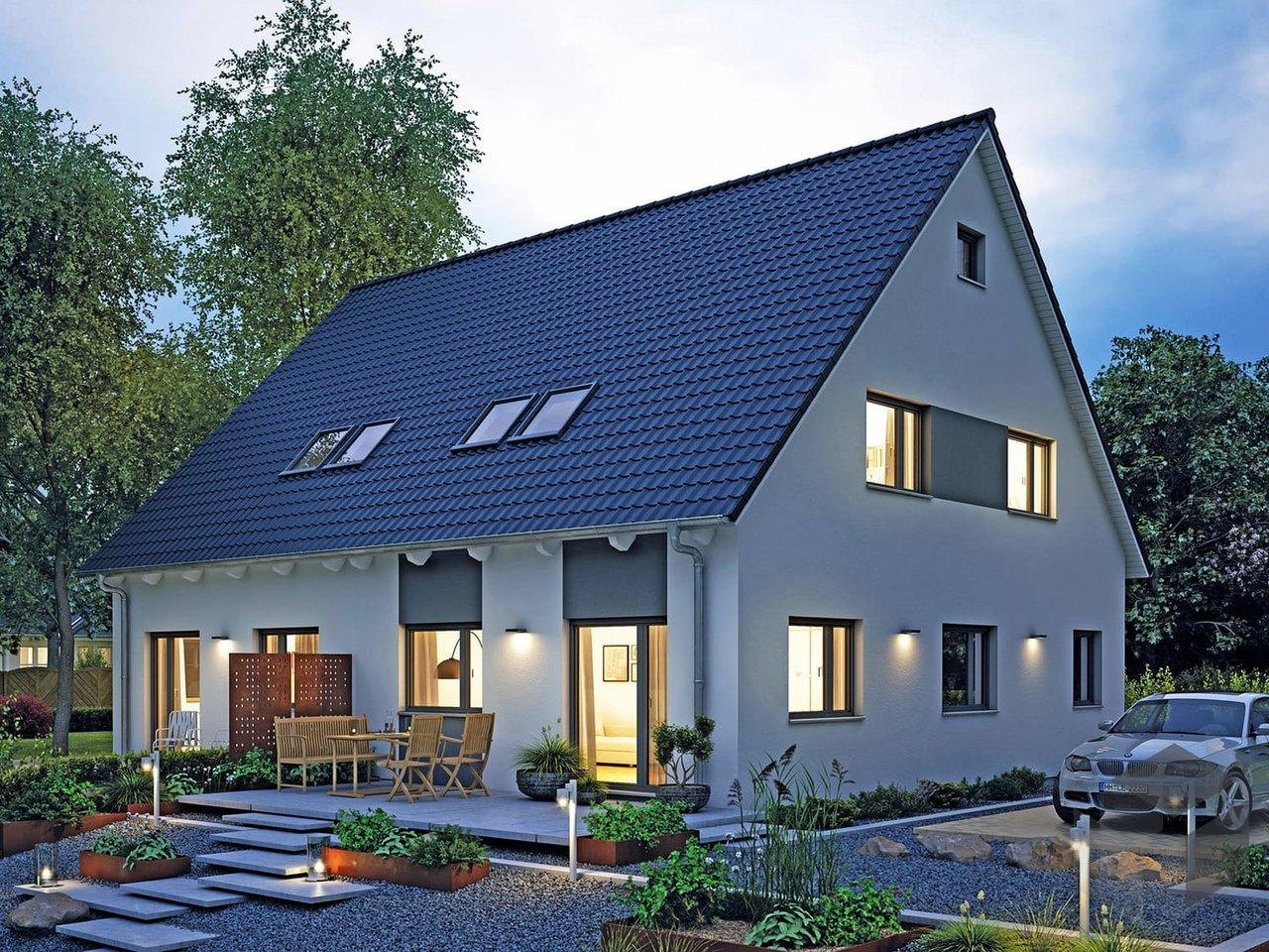 Hanse Haus Doppelhaus 45-119