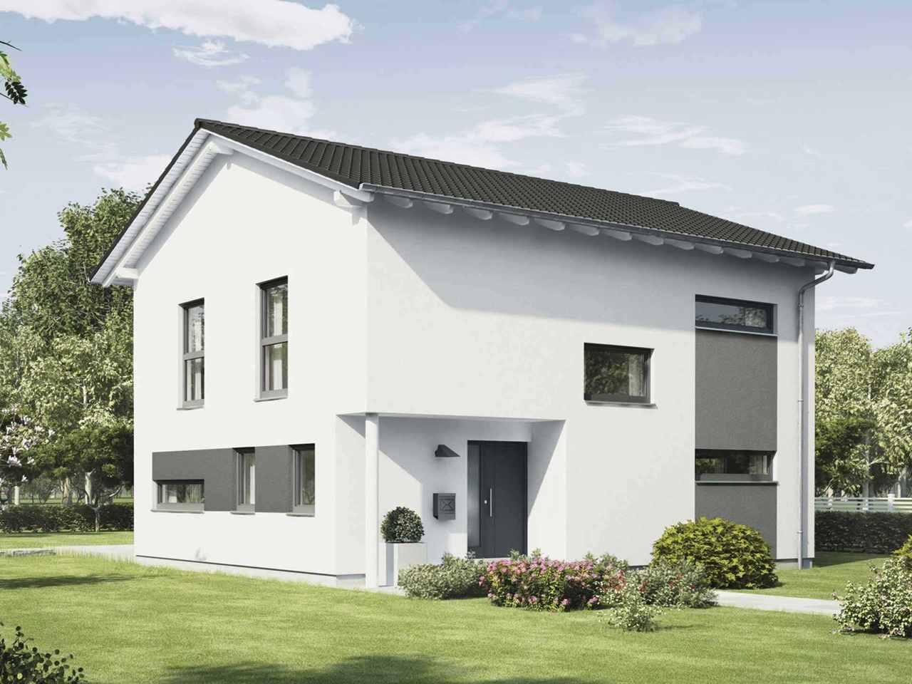 Haus 2-geschossig generation 5.5 - 300 - WeberHaus